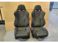 Honda Accord Type R Genuine Recaro Seats