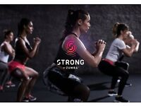 Strong by Zumba is here FREE session