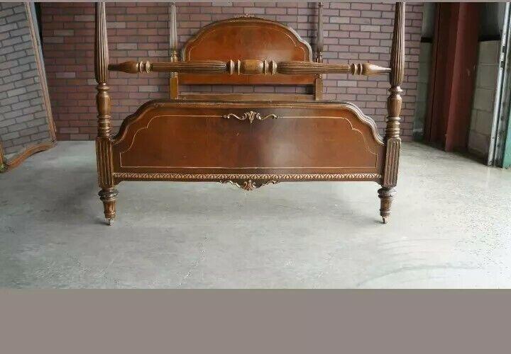 Antique/vintage  4 piece  Bed Set c. 1930 #4569