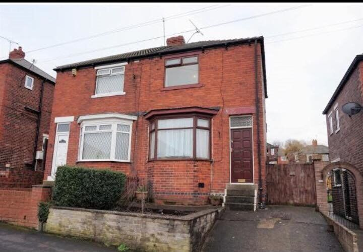 Two Bedroom Semi Detached House To Let, Handsworth S9