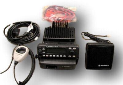 Motorola Mcs2000 Uhf Model 2 100 Watts 403-470 Ham