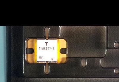 One New Toshiba Tim6472-8 C Band Gaas N-channel Rf Power Jfet