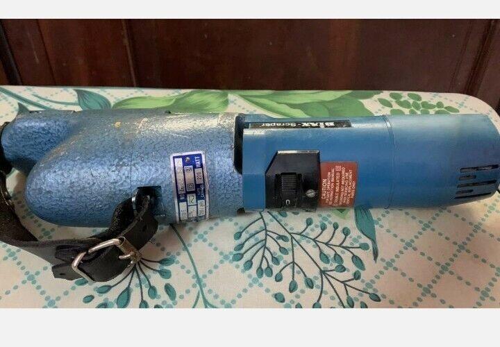 Biax 7EL Half Moon Flaker Scraper by Dapra Corp