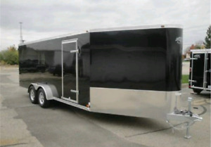 Wanted: enclosed trailer