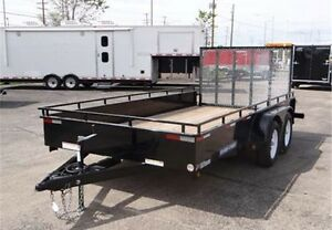 UtilityTrailer for rent. $100 per day