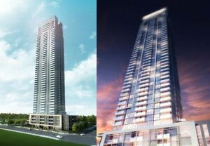 New Condos For Sale in Mississauga SQ1- FREE LEASING or Cashback