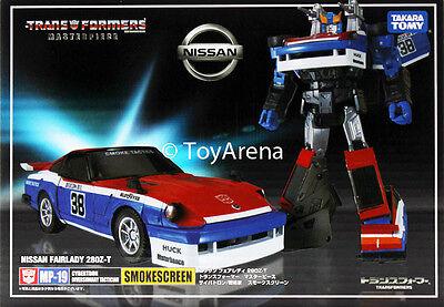 Transformers Masterpiece MP-19 Smokescreen Nissan Fairlady 280Z-T Takara U.S