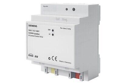 Siemens KNX Webserver, Control Center N152, 5WG1 152-1AB01