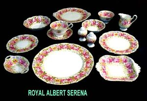 ROYAL ALBERT CHINA - SERENA