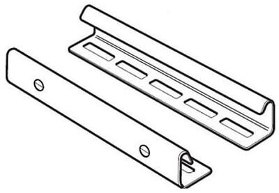 Legrand Medium Duty Coupler Set Pre-Galvanised Steel Cable Tray Coupler, 50 mm W