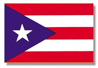 Puerto Rico State Flag 3' x 5', 100% Nylon, Annin Flag