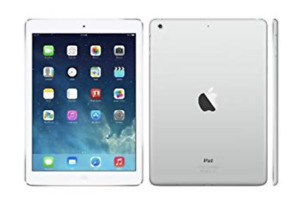 MINT IPAD AIR 1 WIFI ONLY WHITE 3 MONTHS WARRANTY $199