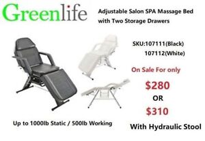 Salon SPA Massage Bed Tattoo Chair Facial Table $280