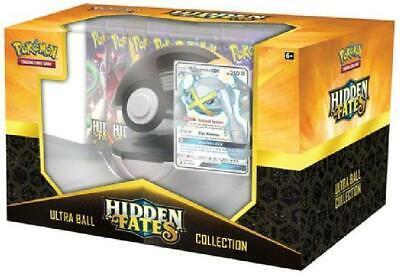 Hidden Fates Shiny Metagross GX Ultra Ball Collection Box (Pokemon) Sealed 3DY