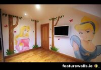 WALL MURAL  HAND  ART PAINTING  AND SIGNS  - AFFORDABLE-PRO