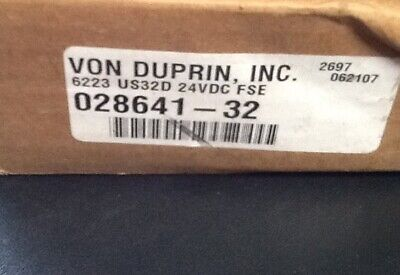 Von Duprin Electric Strike 028341-32 24v Fse A-351