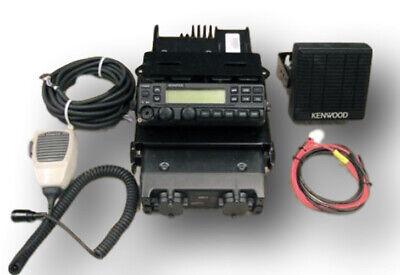 Kenwood Tk690h Tk-690h Lowband Vhf 110 Watts 35-43 Mhz Adv Head