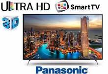 "4K Panasonic 55"" Ultra HD 3D Smart Picture in Picture Mode TV Parramatta Parramatta Area Preview"