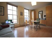 First floor flat with a large reception, fitted modern kitchen and bathroom, own terrace
