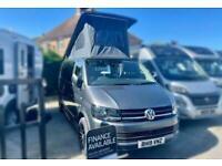 Rebellion VW Transporter LWB Camper Van Conversion 2019