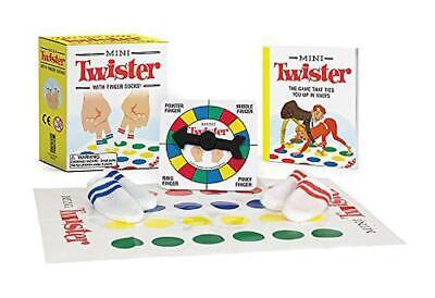 Mini Twister (Miniature Ediciones) Por Prensa Corriendo Nuevo Libro,Libre Y