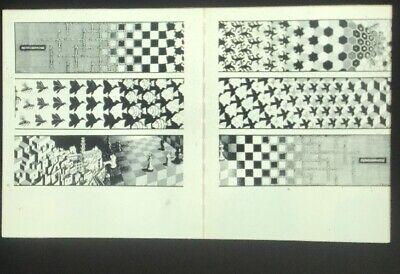 """Escher book prints 11 3//8/"""" x 16,/"""" 28 options C M"""
