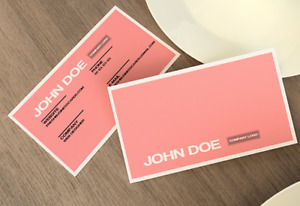 Business Cards That Will 100% Stand Out