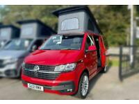 Rebellion VW Transporter Camper Van Conversion 2021