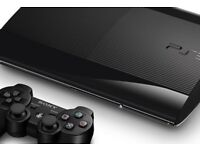 Sony PS3 + controller what no hard drive