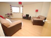 Very bright and stylish 1 bedroom top floor flat with separate lounge available February - NO FEES!