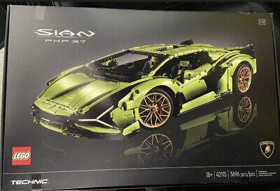 ✅Lego Technic Lamborghini Sián FKP 37 # 42115 In Hand Ready To Ship Today