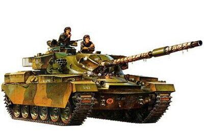 Tamiya Britischer Kampfpanzer Chieftain Mk5 1:35 Plastik Model Kit Bausatz 35068