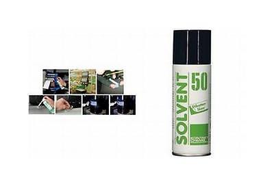 KONTAKT CHEMIE SOLVENT 50 - Etikettenlöser, Spray 200ml