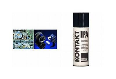 KONTAKT CHEMIE KONTAKT IPA - Isopropanol, Spray 200ml