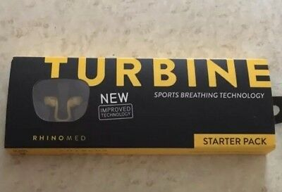 Rhinomed Turbine Nasal Dilator for Athletic Breathing