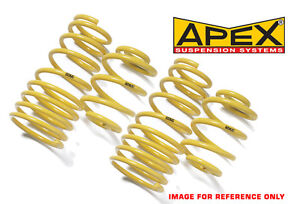 Liquidation de ressort de suspension APEX  Golf , Jetta  96--98