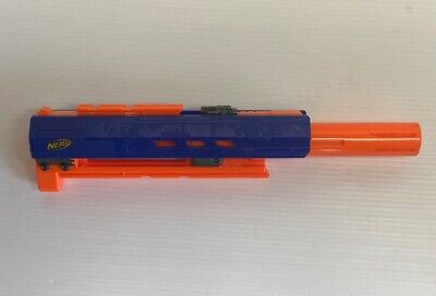 Nerf N-Strike Longstrike CS-6 Blaster Barrel Attachment Excellent Condition