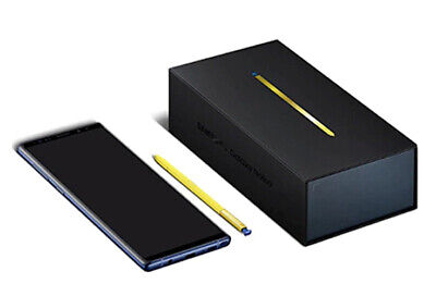 New Samsung Galaxy Note9 N960U 128GB Factory Unlocked Smartphone