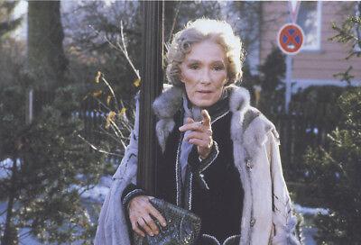 Foto Schauspielerin BRIGITTE HORNEY - Format 20x30 cm Aufnahme 1985  GULDENBURGS