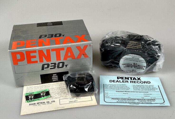 Pentax P30t Film Camera Body New Old Stock