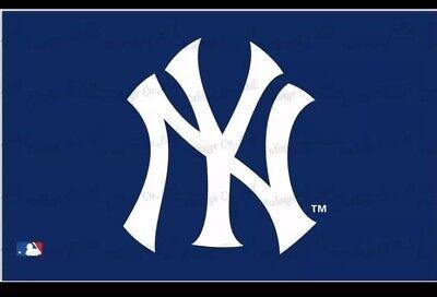 New York Yankees 3x5 Ft Flag Baseball New In Packaging