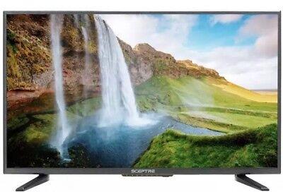 "32"" Inch LED HD TV Flat Screen HDTV Wall Mountable USB HDMI 720p Monitor New"