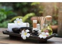 Full body Thai massage