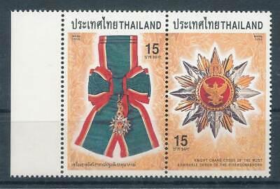 275494) Thailand Paar Nr.1890-1** Kgl. Auszeichnungen Orden