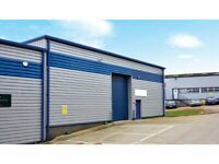 3,000 sq ft Warehouse and Offices to Rent 1 mile from M20 Ashford