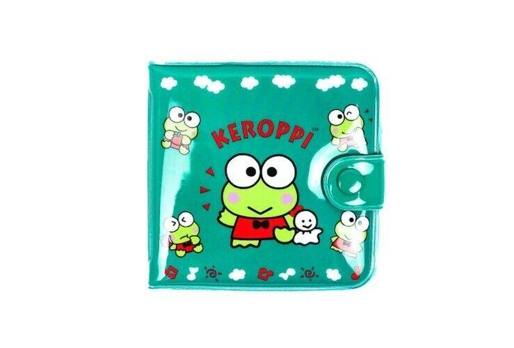 Sanrio Keroppi Compact Vinyl Wallet