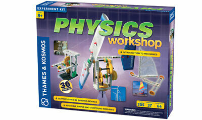 Thames & Kosmos Physics Workshop New Science  Kit Educational