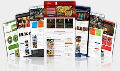 Wordpress Local Business Directory Portal Website Adsense Make Money Site