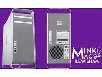 APPLE MAC PRO QUAD CORE 2.66GHZ 4GB 500GB HDD LOGIC PRO 9 ADOBE CS6 ABLETON IZOTOPE MASTERING REASON