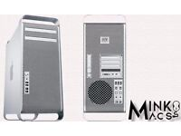 Apple Mac Pro Tower Desktop Quad Core 2.66Ghz 4gb Ram 500GB HD Logic Pro X Cubase 8 Ableton 9 Native